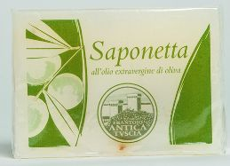 Olive oil soap Bar 100 gr